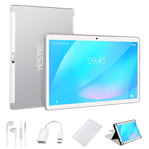 YESTEL X7 Tablet 10 Pulgadas Android 8.1 Tablet PC