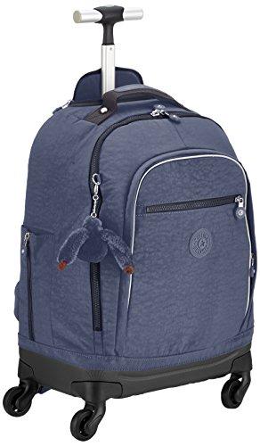 Kipling ECHO Bolsa escolar, 50 cm, 29 liters, Azul (True Jeans)