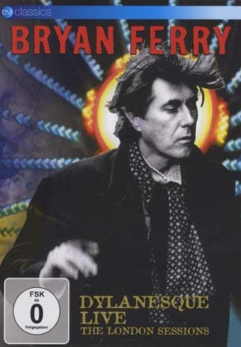 Bryan Ferry - Dylanesque Live - The London Sessions [Italia] [DVD]