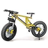 Lommer 209 bloques de construcción para motocicleta, modelo de bicicleta de montaña, bloques de construcción compatibles con Lego Technic