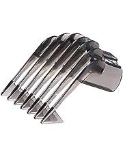 Sanfiyya Accesorio de Pelo Trimmer Clippers Pelo de la Barba Trimmer Comb para Philips QC5130 / 05/15/20/25/35 3-21mm