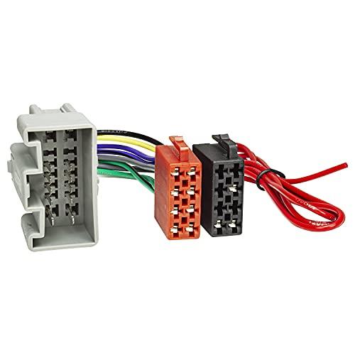 Baseline connect câble adaptateur d'autoradio pour ford fiesta jA8, volvo c30/s40/v50 xC90 iSO c70