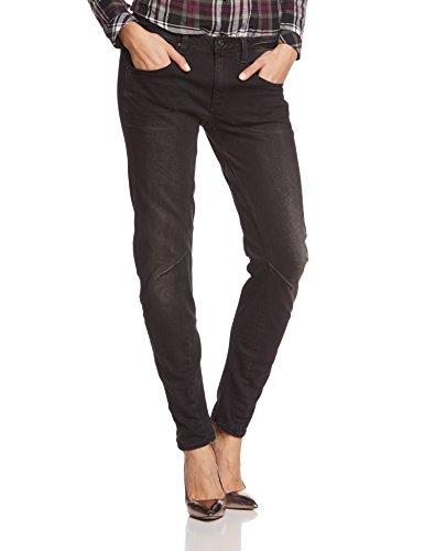 G-STAR dames Boyfriend jeans Arc 3D Low - intr black strtch dnm