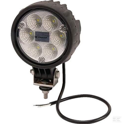 Kramp LED-Arbeitsscheinwerfer 25W 2000lm Flutlicht LA10011