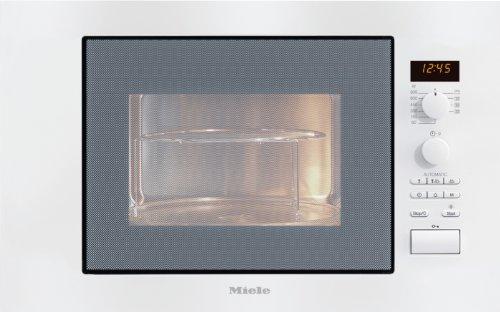 Miele M 8161-2 Einbau-Mikrowelle / 17 L / 800 W / Brillantweiß Pl