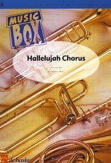 HALLELUJA (MESSIAS HWV 56) - arrangiert für sechs Stimmen - Trompete [Noten / Sheetmusic] Komponist: HAENDEL GEORG FRIEDRICH