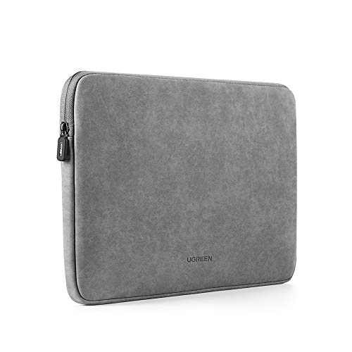 UGREEN Laptop Tasche Schutzhülle 13.3 Zoll Notebook Hülle wasserdichte Hülle kompatibel mit MacBook Air MacBook Pro, Lenovo Thinspad, LincPlus P1, Huawei Matebook, Samsung Notebook, Asus Zenbook usw.