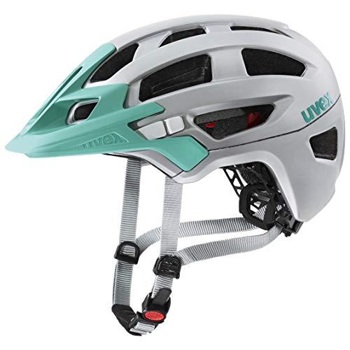 Uvex Finale 2.0 Casco para Bicicleta de Montaña, Verde Menta, Talla 56-61,...