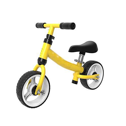 LJHHH Children's Balance Bike,2-5 Years Old Child Toy Yo Car Baby Slide Toddler Baby Stroller, Best Gifts Riding Toys for Girls Boys