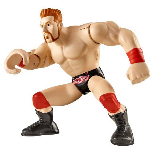WWE – Power Slammers – Sheamus – Figurine Action Motorisée 12 cm