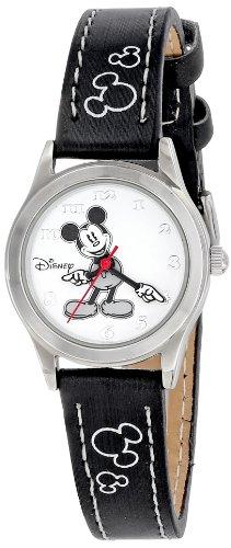 Reloj Disney para Mujer, pulsera de Piel