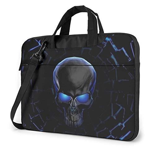 Skulls Laptop Bag Messenger Bag Briefcase Satchel Shoulder Crossbody Sling Working Bag