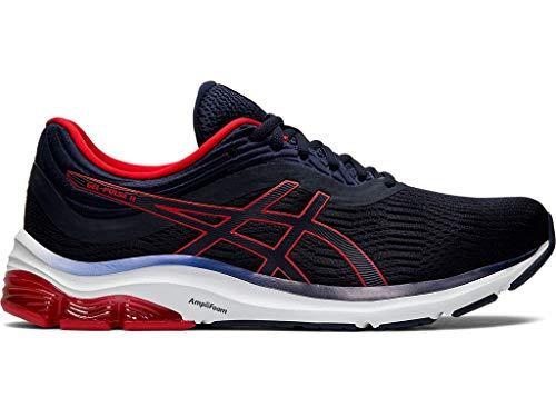 ASICS Gel-Pulse 11 Shoe - Men's Running Midnight/Speed Red