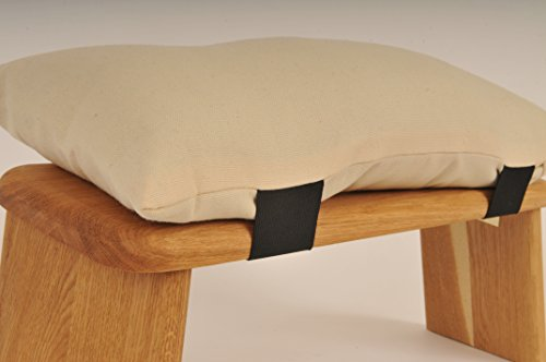 Fraximus Cushion for Meditation stool (Cream)