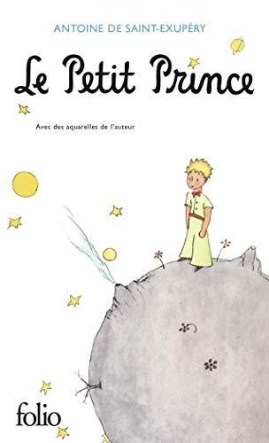 Le Petit Prince: Avec des aquarelles de l'auteur (Folio)