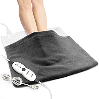 Doneco King Size Heating Pad with 4 Temperature Settings