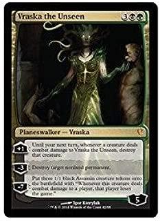 Magic: the Gathering - Vraska the Unseen (42) - Duel Decks: Jace vs Vraska