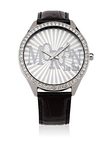 Morgan de Toi Reloj de Cuarzo Woman M1089B Negro 40 mm