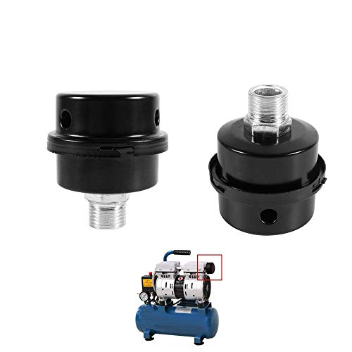2 Stück LuftLuftfilter Kompressor Schalldämpfer,...
