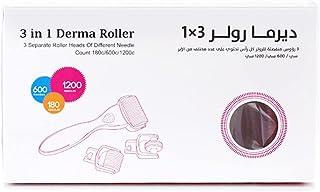 Derma Roller 3in1 Medical Titanium Needles