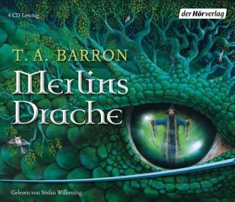 Merlins Drache.Basilgarrad