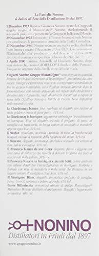 Nonino Grappa Il Merlot Monvitigno (1 x 0.7 l) - 6