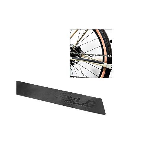 XLC Unisex - Adultos CP-N05 Protector de Cadena Negro Talla Única