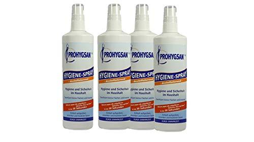 Hygiene Pumpspray 4er Pack (4 x 250ml)