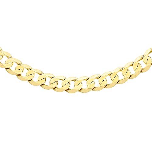Carissima Gold Damen - Kette 9 k (375) Rundschliff Diamant 1.13.3003