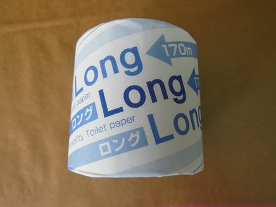 病愛科学トイレットペーパー 170m シングル 個包装 48個(箱売り)