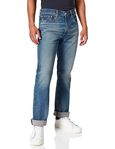 Levi's Herren 527 Slim Boot Cut Jeans, Squash Train, 32W / 32L
