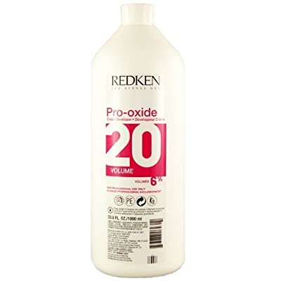 Redken Pro-Oxide Cream Developer