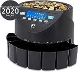 ZZap CS20+ - Contatore di monete automatico EURO