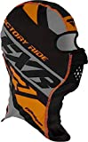 FXR Boost Anti-Fog Balaclava Black/Gray/Orange SM