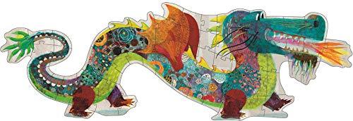"""puzzle gigante """"Leon il dragone"""""""