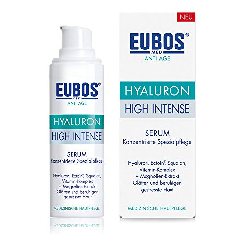 Eubos Hyaluron Anti Age High Intense Serum, 30 ml