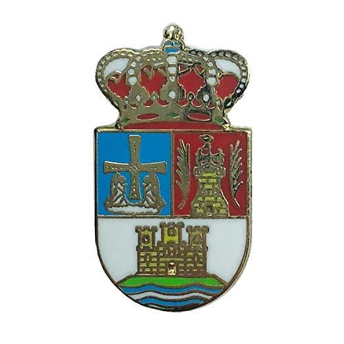 ASTURIAS PIN - Our shop OFFers the Max 60% OFF best service COUNCIL PESOZ SHIELD