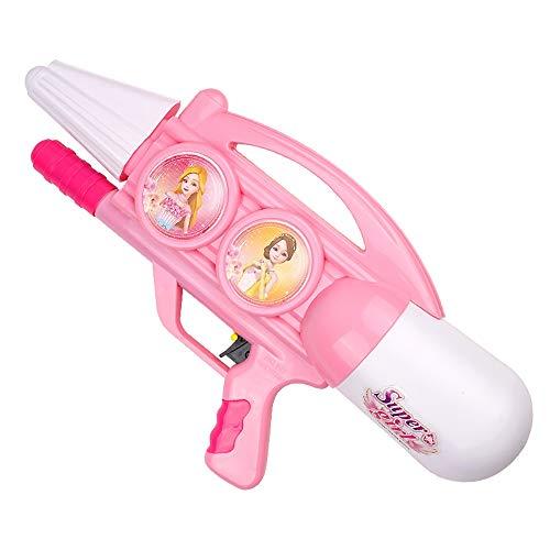 Lihgfw Children's waterpistool Meisje met grote capaciteit Babies Water Spray Klein 3-5 Years Old Pull-type Water Fight Toy 600ml grote capaciteit Range Far Ouder-kind interactie