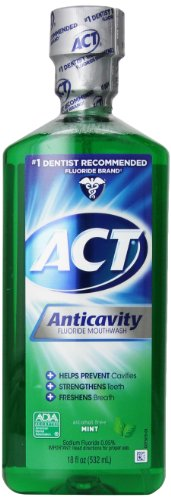 ACT Anticavity Fluoride Mouthwash...
