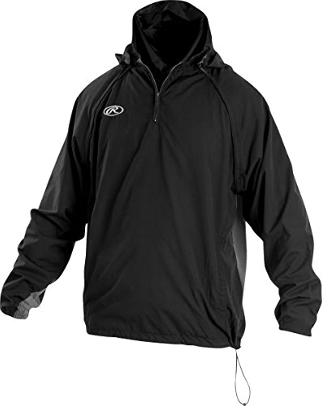 Rawlings Sporting Goods Boys Youth Jacket W Removable Sleeves & Hood