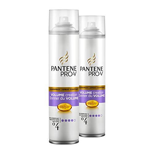 Pantene Volume Creation Haarspray extra starker Halt, (1 x 0,25 l)