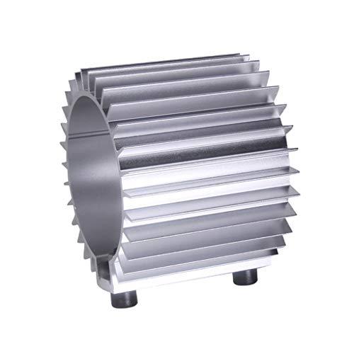 Disipador de Calor Enfriador de Filtro de Aceite Aleación de Aluminio para Auto