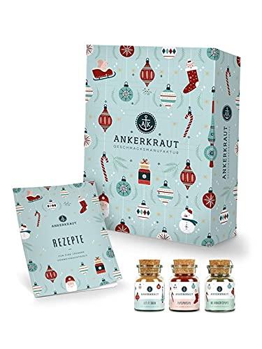 Ankerkraut Premium Gewürz-Adventskalender 2021