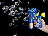 Smiffys Pistolet à bulles, poisson royal