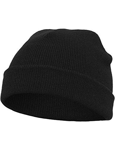 Flexfit Mütze Heavyweight Beanie, black, one size