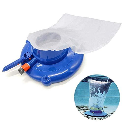 NorCWulT Schwimmbad Reinigung Von Werkzeugen Pool Abwasser Saugkopf Netzbeutel Schwimmbad Saugkopf Mit Griff Reinigung