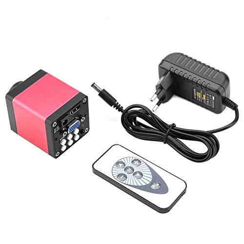 KP-200D 13MP 60F/S VGA Uscita HDMI Nero Industria Telecamera Microscopio(EU Plug 220V)