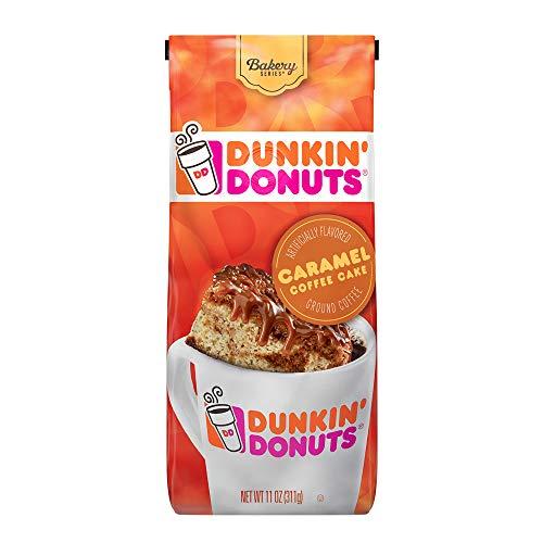 Dunkin Donuts coffee**Caramel*Kaffee aus USA*311g Packung**