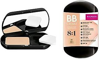 Bourjois BB 8 in 1 Cream Foundation 21, Vanilla (364211)