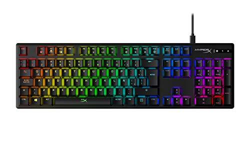 Teclado Gaming Rgb  marca HyperX
